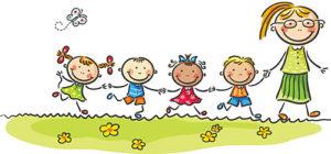 Child care kids